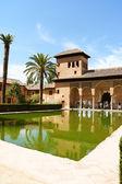 Ladies Tower (Torre de las Damas) in Granada, Spain — Stockfoto