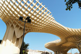 Metropol Parasol in Seville, Spain — Stock Photo