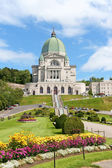 Saint Joseph Oratory in Montreal — Stock Photo