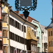 Glimpse of downtown Innsbruck — Stock Photo