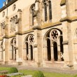 The cloister of Trier Cathedral, Germany — Stock Photo