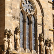 Detail of Trier Cathedral, Germany — Stock Photo