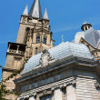 Постер, плакат: Aachen Cathedral Germany