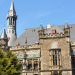 Aachen Town Hall in Germany — Stock Photo #28003491
