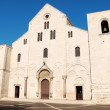 Basilica of Saint Nicholas in Bari, Italy — Stock Photo #28004123