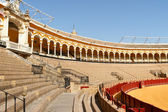 Plaza de Toros in Seville, Spain — Stock Photo