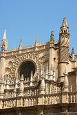 Cathedral of Seville — Stock Photo
