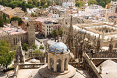 Glimpse of Seville, Spain — Stock Photo