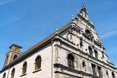 Řecká pravoslavná církev v aachen, Německo — Stock fotografie