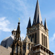 Aachen Cathedral, Germany — Foto de Stock