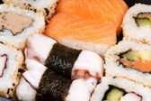 Sushi variado — Foto Stock