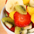 Fresh fruit salad close-up — Stock Photo #29216543