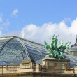 Grand Palais in Paris, France — Stock Photo