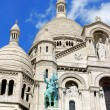 Basilica of the Sacred Heart (Basilique du Sacre-Coeur), Paris, — Stock Photo #34132597