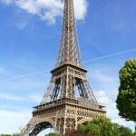 Eiffel Tower in Paris — Stock Photo #37376087