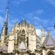 Our Lady of Amiens Cathedral in France — Stock Photo #41664393