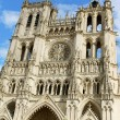 Our Lady of Amiens Cathedral in France — Stock Photo #41664433
