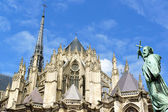 Our Lady of Amiens Cathedral in France — Stock Photo