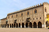 Ducal Palace in Mantua, Italy — Stock Photo