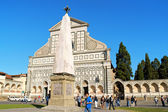 Church of Santa Maria Novella in Florence — Stock Photo