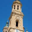 Basilica-Cathedral of Our Lady of the Pillar in Zaragoza — Stock Photo #8894369