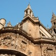 Seville Cathedral — Stock Photo #9821135