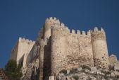 Almanza castle — 图库照片