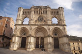 大教堂的昆卡 — 图库照片