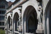 Arches in Zurich — Stock Photo