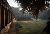 Beautiful sunrise in Angkor Wat — 图库照片