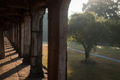 Beautiful sunrise in Angkor Wat — Foto Stock