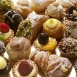 Stock Photo: Pastries, patisserie