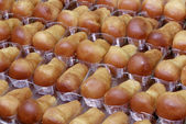 Pastries - babà — Stock Photo