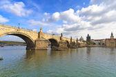 Charles Bridge, Prague — Stock Photo