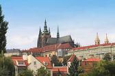 Castle Prague — Stock Photo