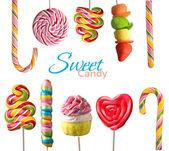 El caramelo — Foto de Stock