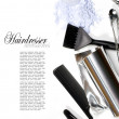 Stock Photo: Hairdresser Accessories 1