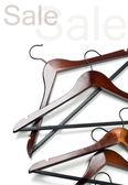 Hangers — Stock Photo