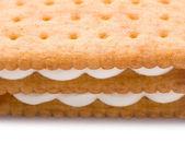 Soubor cookie zmrzlina — Stock fotografie
