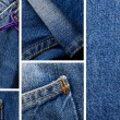 Jeans set — Stock fotografie