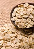 Flakes oat — Stock Photo