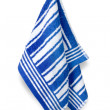 Kitchen towel - Stock Photo