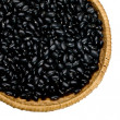 Black grains - Foto Stock