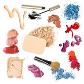 Group of make-up — Stock Photo