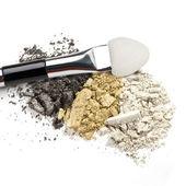 Make-up brush — Stock Photo