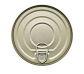 Food Tin Can — Stock Photo