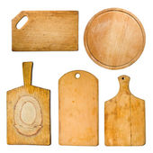 Chopping boards — Stock Photo