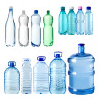 Water bottles — Foto de Stock