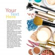 Stock Photo: Cosmetics,
