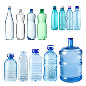 Water bottles — Stock fotografie